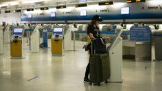 ABD'ye gelen yolculara negatif Kovid-19 testi zorunluluğu