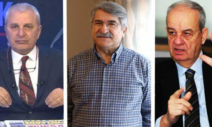 AK Parti üç isim hakkında suç duyurusunda bulunacak