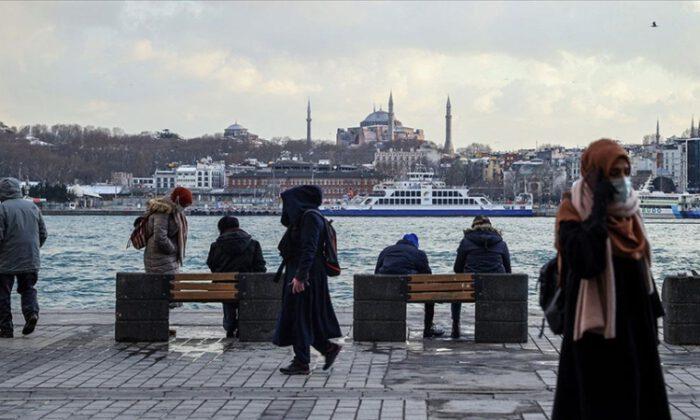 Marmara Bölgesi'nde sıcaklıkları artıyor