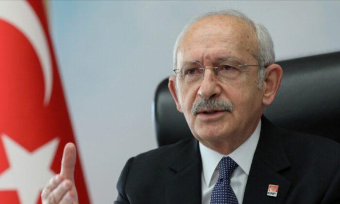 Kılıçdaroğlu'ndan Süleyman Soylu'ya taziye telefonu
