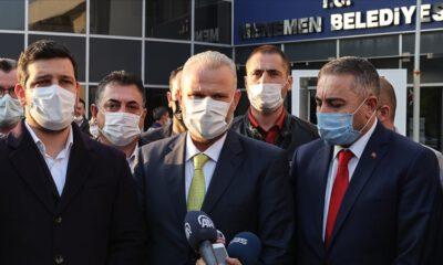 Menemen Belediye Başkan Vekili, AK Parti'nin adayı Pehlivan oldu