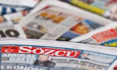 Bursa'da Sözcü Gazetesi dağıtımına izin yok