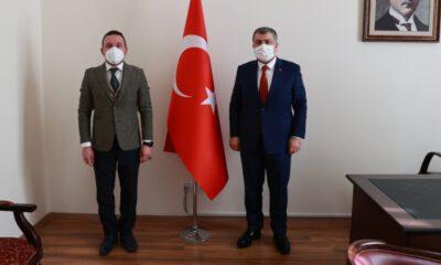 Bursalı Vekil Ödünç'ten Gürsu için tomografi cihazı müjdesi