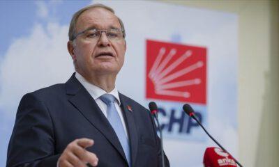 CHP'den bildiri açıklaması…
