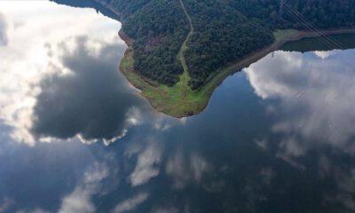 İstanbul'un barajlarındaki su seviyesi yüzde 44.70'e yükseldi
