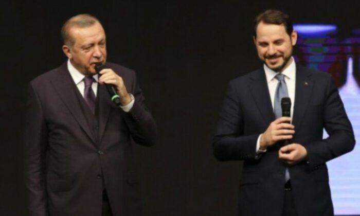 Erdoğan'dan CHP'ye Berat Albayrak tepkisi
