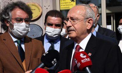 Kılıçdaroğlu: Genel başkanlar, mahkemeye hakim tayin edemez