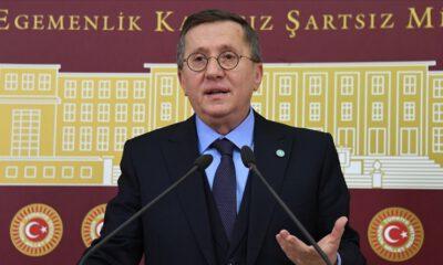 İYİ Partili Lütfü Türkkan'dan öğrencilere uyarı