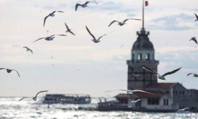 Marmara'da parçalı ve az bulutlu hava…