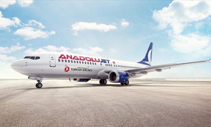 AnadoluJet'ten yurt dışı uçuşlarda 'Bahar Kampanyası'