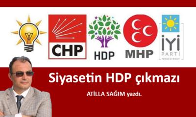 Siyasetin HDP çıkmazı