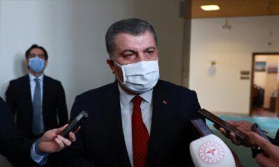 Bakan Koca: Mutasyonun Türkiye'deki oranı şu anda yüzde 75'lere ulaştı