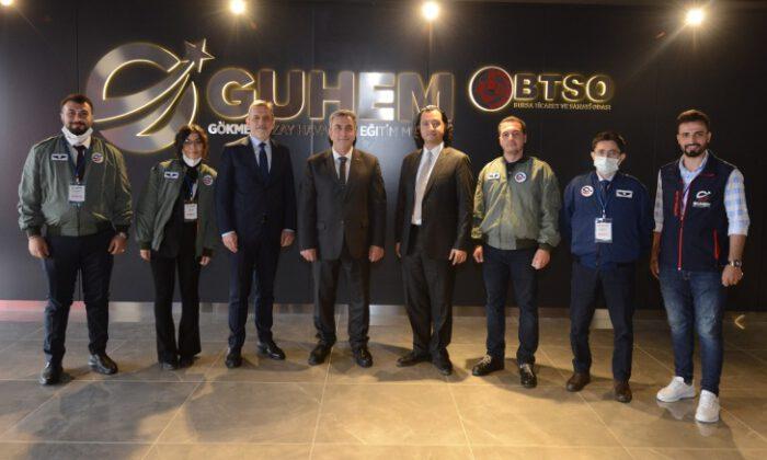 TUA ve GUHEM'den 'uzay' için işbirliği