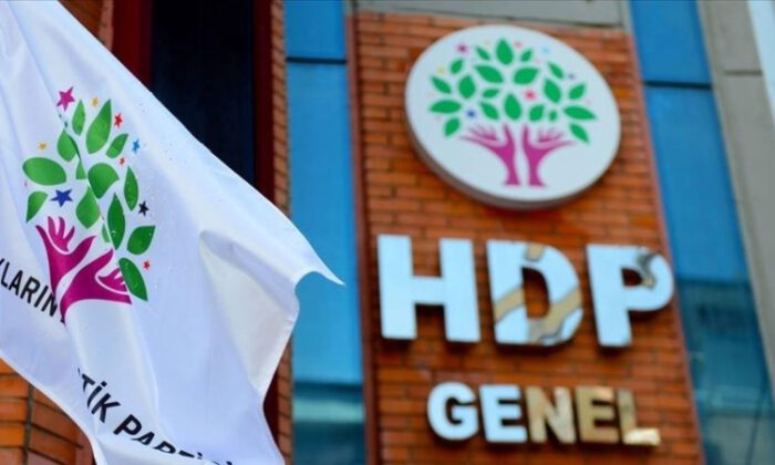 HDP'ye kapatma davasında flaş gelişme