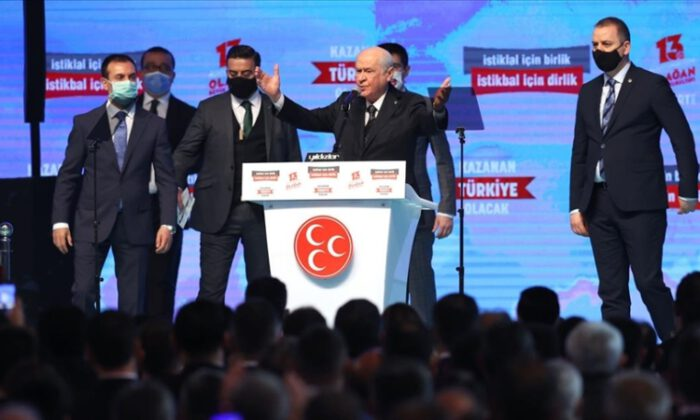 MHP'de MYK ve MDK üyeleri belli oldu
