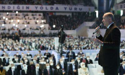 Erdoğan, yeniden AK Parti Genel Başkanı…