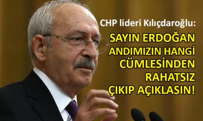 Kemal Kılıçdaroğlu, ekonomi reçetesini açıkladı
