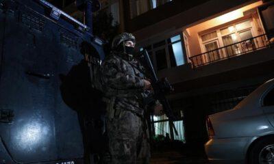 DEAŞ'a operasyon: 8 şüpheli yakalandı