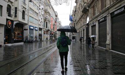 Ülke genelinde yer yer yağış bekleniyor