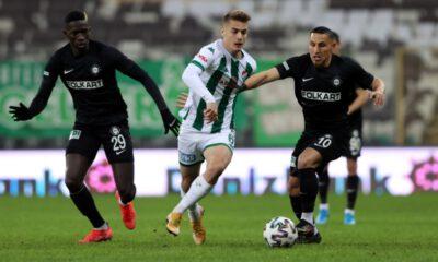 Bursaspor – Altay: 1-3