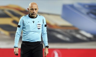 Hakem Cüneyt Çakır'ın 3. Avrupa Şampiyonası gururu