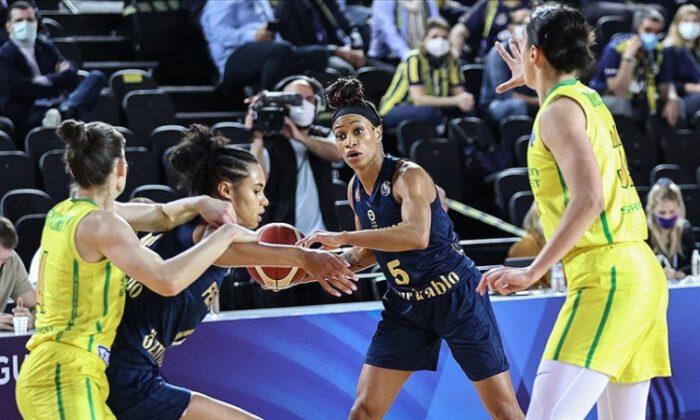 Fenerbahçe, FIBA Kadınlar Avrupa Ligi'ni 3. tamamladı