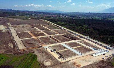 Bursa Hasköy Mezarlığı'nda defin işlemi başladı