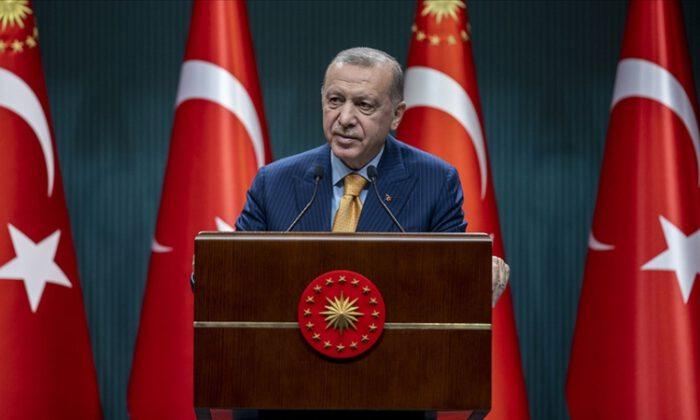 Erdoğan: Çanakkale Ruhu'nu yaşatmaya devam edeceğiz