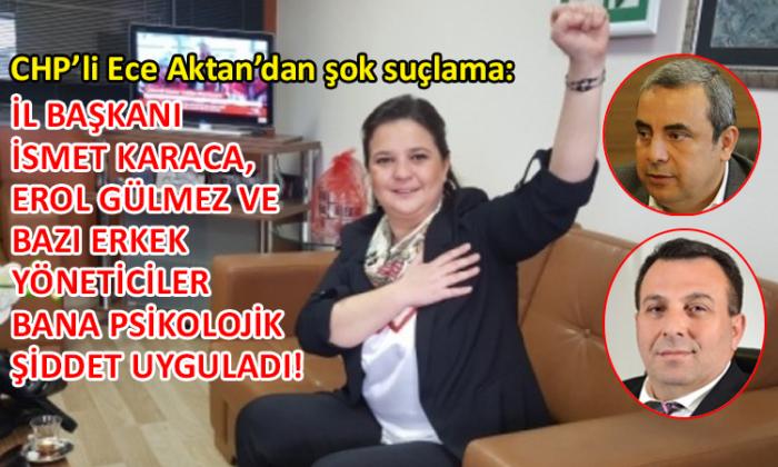 CHP Bursa'da şok eden suçlama!