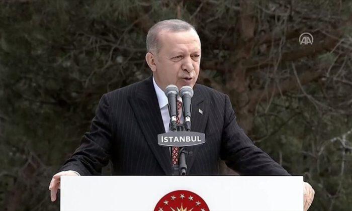 Cumhurbaşkanı Erdoğan: Cumhuriyetimizi bizden sonraki nesillere bırakmanın gayreti içindeyiz