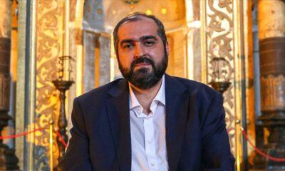 Ayasofya'nın eski imamı koronavirüse yakalandı