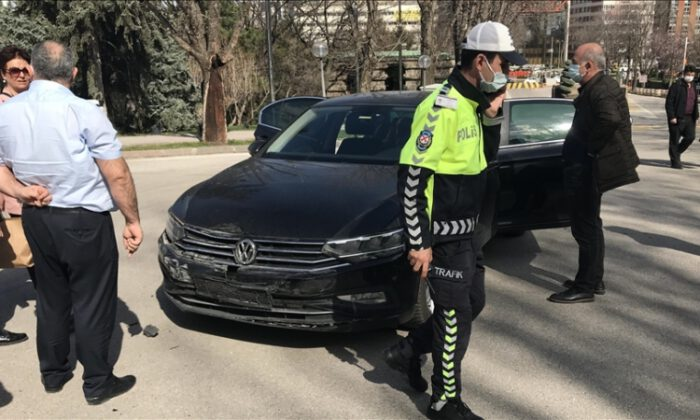 İYİ Partili Yılmaz ve eşi trafik kazasında yaralandı