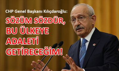 Kılıçdaroğlu, grup toplantısında konuştu