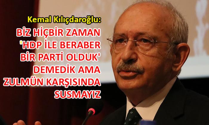 Kılıçdaroğlu, Sinop'ta muhtarlarla buluştu