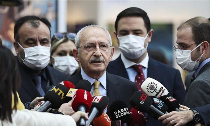 Kılıçdaroğlu: Demokrasi ve adalet için AYM önemli