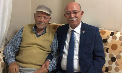 Milletvekili İsmail Koncuk'un babası vefat etti