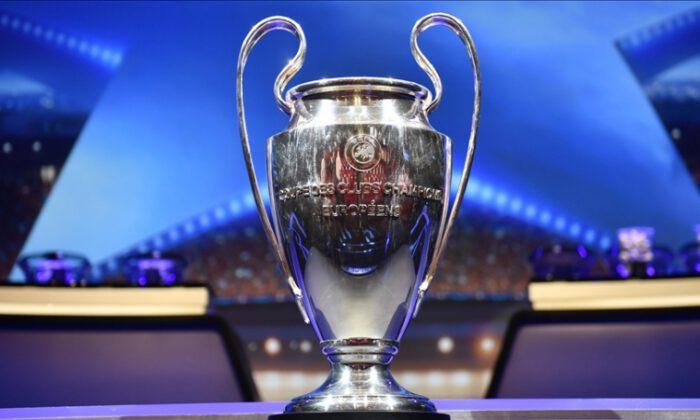 UEFA Şampiyonlar Ligi kupası, 21 Nisan'da İstanbul'da
