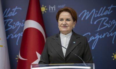 Akşener'den AKP Sözcüsü Çelik'e: Bu kadar çarptırmak zavallılığın karşılığıdır