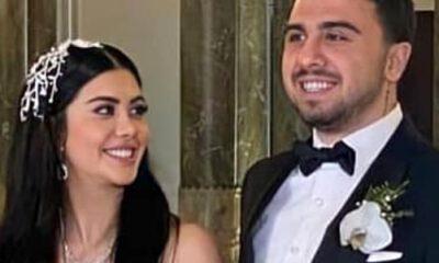 Fenerbahçeli futbolcu Ozan Tufan evlendi
