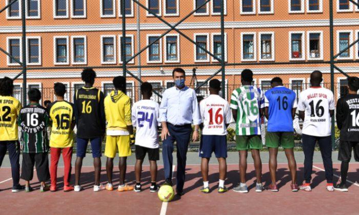 Bu turnuvada herkes Mustafa Dündar