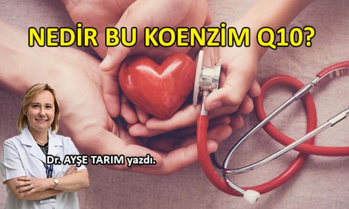 KOENZİM Q10