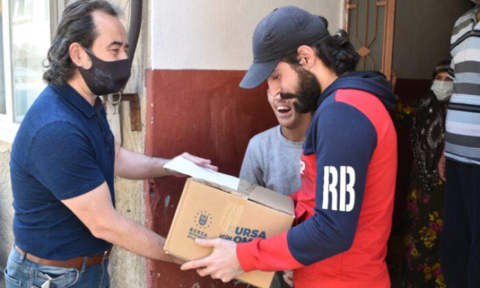 Bursa Büyükşehir'den çölyak hastalarına 'glütensiz' destek