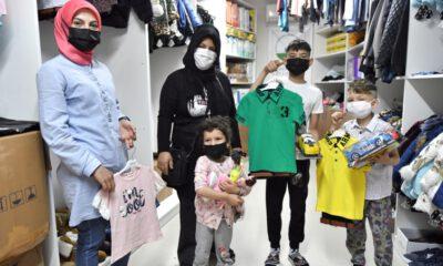 Osmangazi Belediyesi'nden çocuklara bayram hediyesi