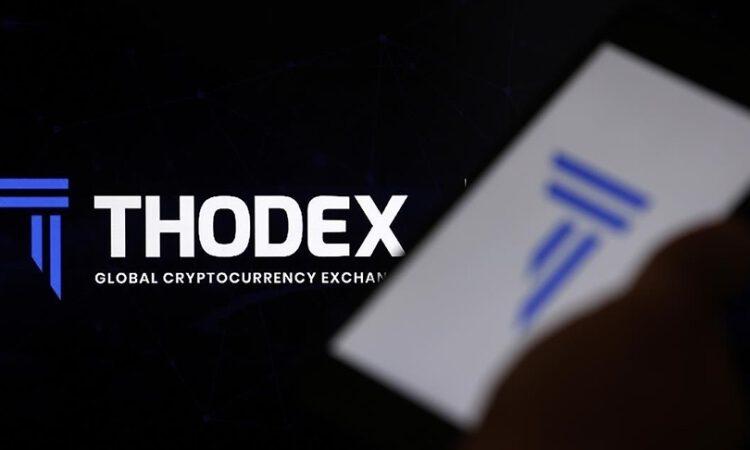 Kripto borsası Thodex'te haciz işlemi…