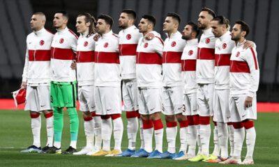 A Milli Futbol Takımı'nda EURO 2020 mesaisi