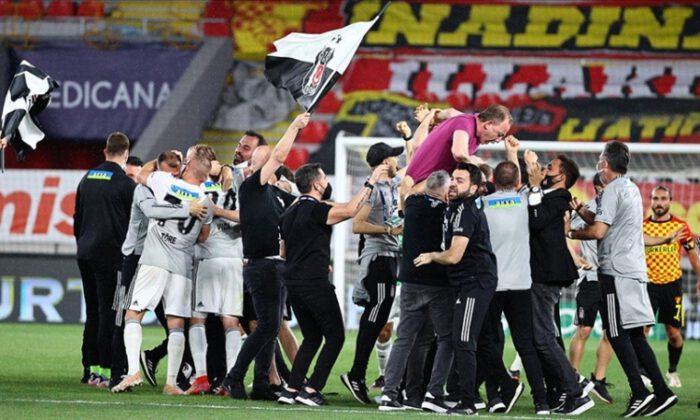 Süper Lig şampiyonu; Beşiktaş…