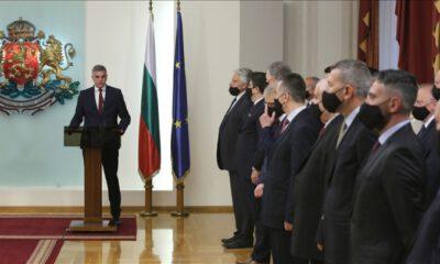 Bulgaristan'da geçici teknokratlar hükümeti göreve başladı