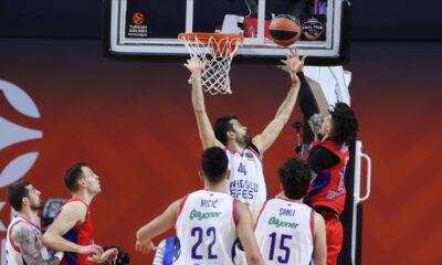 Anadolu Efes, THY Avrupa Ligi'nde şampiyonluk için sahaya çıkıyor