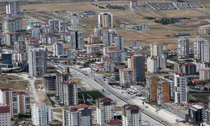 Türkiye geneli yılın 4 ayında 851 bin 612 gayrimenkul satıldı
