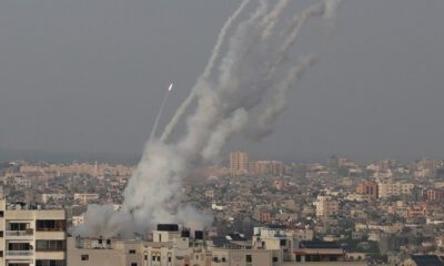Gazze Şeridi'nden Kudüs'e roket…
